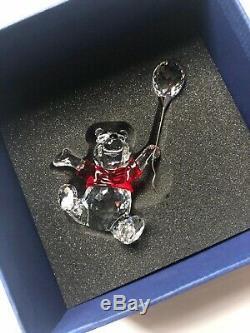 Cristal Swarovski Disney Winnie L'ourson Avec Ballon # 905768- Monnaie In Box