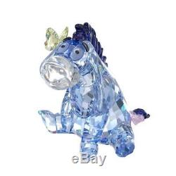 Cristal Swarovski Eeyore De Winnie L'ourson Disney Figurine 1142842 Brand New
