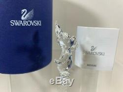 Cristal Swarovski Figure Porcelet Winnie L'ourson Disney 905771 Mib Withcoa