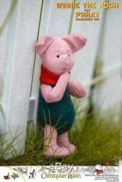 Dans La Main Jouets Hot Mms503 Christopher Robin Winnie L'ourson Et Porcinet Figures Set