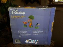 Disney 8 Robinet (winnie L'ourson Et Ses Amis) Nib