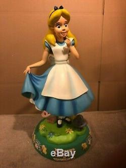 Disney Big Figure Alice Au Pays Des Merveilles