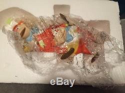 Disney Big Figure Statue Alice Au Pays Des Merveilles Tweedle Dee & Dum + Box