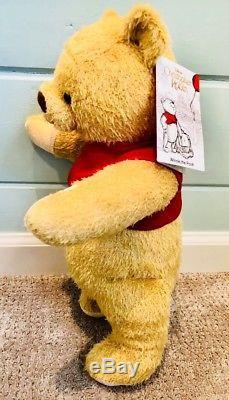 Disney Christopher Robin Film Winnie L'ourson Plush Parcs À Thème. Menthe. Vendeur A +