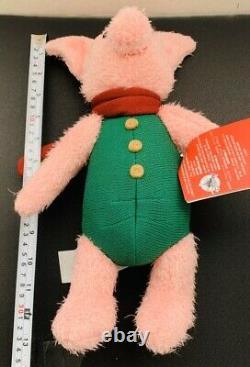 Disney Christopher Robin Movie Piglet Peluche Parcs À Thème. Menthe. A+vendeur