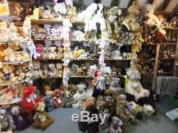 Disney Christopher Robin Winnie L'ourson Ltd Non 1169 Par Steiff Ean 355424