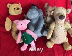 Disney Christopher Robin Winnie La Peluche Collection Winnie L'ourson Prêt À Expédier