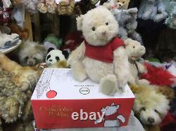 Disney Christopher Robin Winnie The Pooh Ltd No 697 Par Steiff Ean 355424