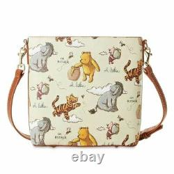 Disney Classic Winnie The Pooh Crossbody Bag Par Dooney & Bourke