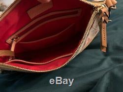 Disney Dooney & Bourke Winnie L'ourson Factrice Crossbody Bourse De Sac