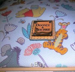 Disney Dooney & Bourke Winnie L'ourson Tigrou Porcinet Nwt Crossbody Bourriquet