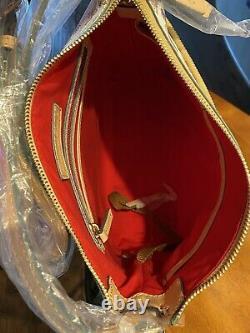 Disney Dooney & Bourke Winnie Le Pooh Crossbody Letter Carrier Purse Bag Nouveau