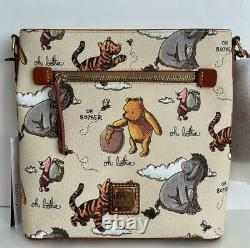 Disney Dooney & Bourke Winnie Le Sac À Main Pooh Crossbody T.n.-o.