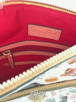 Disney Dooney Bourke Winnie Pooh Limited Edition Sac À Bandoulière Exclusive Tn-o