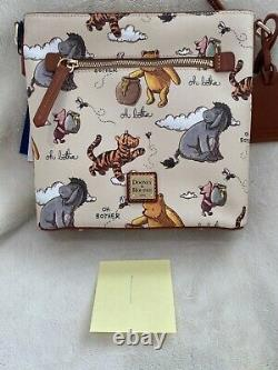 Disney Dooney & Bourke Winnie The Pooh Crossbody Bag T.-n.-o.
