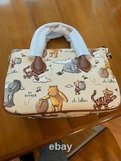 Disney Dooney & Bourke Winnie The Pooh Satchel T.n.-o.