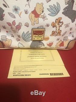 Disney Dooney Et Bourke Winnie L'ourson