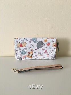 Disney Dooney Et Bourke Winnie L'ourson Wallet