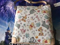 Disney Dooney Et Bourke Winnie The Pooh - Sac À Bandoulière Porte-monnaie Tno