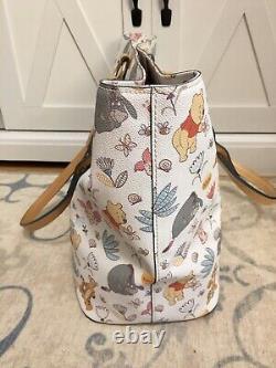 Disney Dooney Et Bourke Winnie The Pooh Tote Bag Blanc 2018