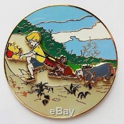 Disney Dssh Beloved Tales Les Nombreuses Aventures De Winnie L'ourson Pin Le 300