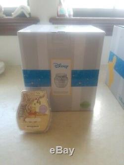 Disney Hunny Pot Scentsy Chaud Disney Winnie L'ourson Neuf