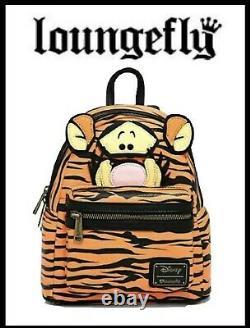 Disney Loungefly Winnie The Pooh Tigger Cosplay Mini Sac À Dos
