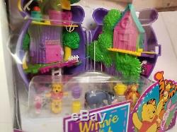 Disney Mini Collection Winnie L'ourson Polly Pocket Bluebird