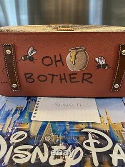 Disney Parks 2020 Winnie The Pooh Tote Bag Dooney & Bourke Nouveau Dans La Main Expédie Maintenant