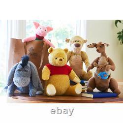 Disney Parks Store Winnie The Pooh Christopher Robin Movie Plush Set -vous Choisissez