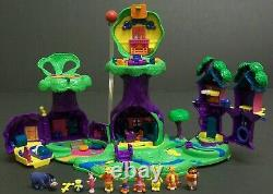 Disney Polly Pocket, Winnie The Pooh, 100 Acre Wood, 100% Complet