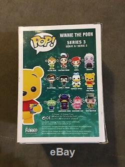 Disney Pop Funko Winnie L'ourson 32 Original Rare Vaulted