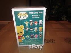 Disney Store Pop Funko Winnie L'ourson 32 Rare Original Voûté