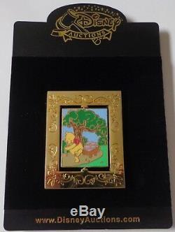 Disney Ventes Aux Enchères Souhaitant Winnie L'ourson Pin Le 100