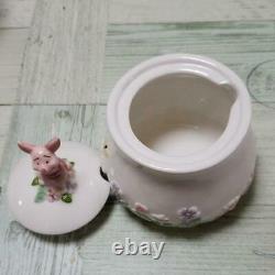 Disney Winnie L'ensemble De Thé Pooh (pot Extra Grand) 1l Rare No Box 88