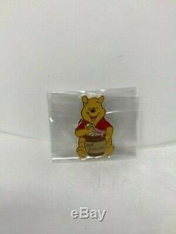 Disney Winnie L'ourson # 1 Delight Ptd De Pin Trader Le 150 Dsf Dssh Gwp
