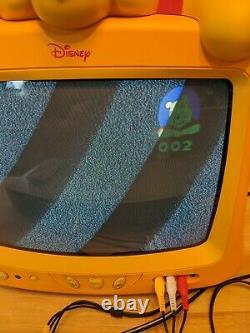 Disney Winnie L'ourson 12 Tv / Walt Disney Testé Modèle # Dt1350