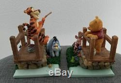 Disney Winnie L'ourson Et Ses Amis Tigrou Porcinet Livourets Eeeeyore Bridge