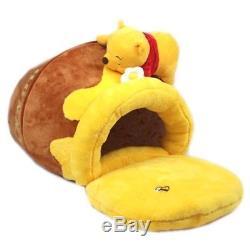 Disney Winnie L'ourson Honey Pot House Maison D'animaux Domestiques Pet House Bed Interior