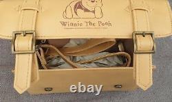 Disney Winnie Le Pooh Sac Satchel Jaune Sac À Main