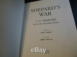 Easton Press Talons Complets Winnie-the-pooh Sealed & Shepard's War 1er / 1er Hc / Dj
