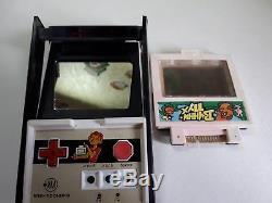 Elektronika Jeu Avec Cartouche Et Écran Couleur Winnie L'ourson Urss Nintendo