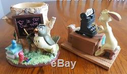 Ensemble De Bureau À Collectionner Winnie The Pooh & Friends De Disney