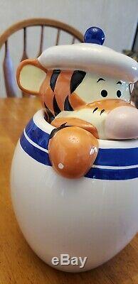Ensemble Winnie L'ourson Peek-a-boo Disney De 4 Porcelets Tigger Eeyore Retirés