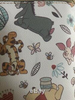 Euc Disney Dooney Et Bourke Winnie L'ourson À Bandoulière