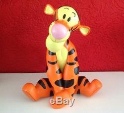 Extrêmement Rare! Figurine Figurine Assise, Tigger Walt Disney