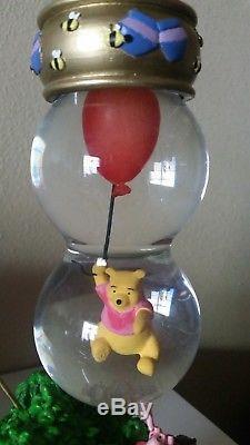Extrêmement Rare! Winnie L'ourson Et Pals Snowglobe