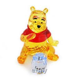 Figurine Swarovski Disney Winnie L'ourson Couleur 1142889