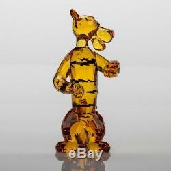 Figurine Swarovski Disney Winnie L'ourson Tigrou Couleur 1142841