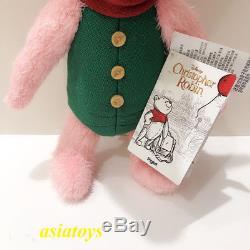 Film Nwt Christopher Robin Winnie L'ourson Ensemble En Peluche 4pcs Disney Store